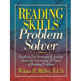 Reading Skills Problemlöser: Ready-to-Use-Strategien & Activity Sheets für die Korrektur aller Arten von Leseprobleme