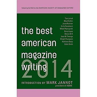 De beste Amerikaanse Magazine schrijven 2014