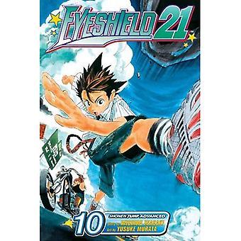 Eyeshield 21: Volumen 10 (Eyeshield 21)