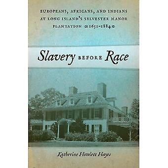 L'esclavage avant course: européens, africains et Indiens à Long Island Plantation de Sylvester Manor, 1651-1884 (...