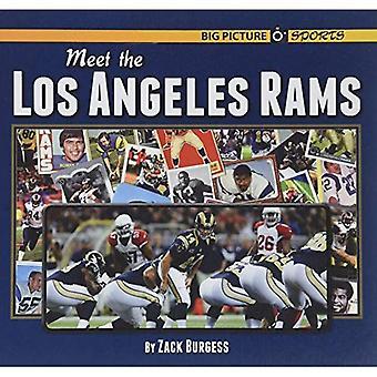 Möt Los Angeles Rams (stora bilden sport)