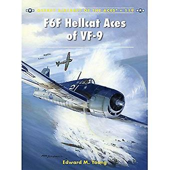 F6F Hellcat Aces of VF-9 (Osprey) (Aircraft of the Aces)