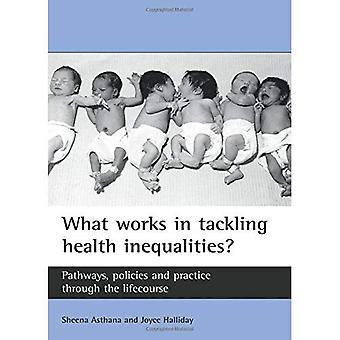 Was funktioniert bei der Bekämpfung von Ungleichheiten im Gesundheitswesen?: Wege, Politik und Praxis durch die ZFS (Studium in Armut, Ungleichheit & soziale Ausgrenzung)
