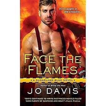 Affronter les flammes (roman de Sugarland bleu)