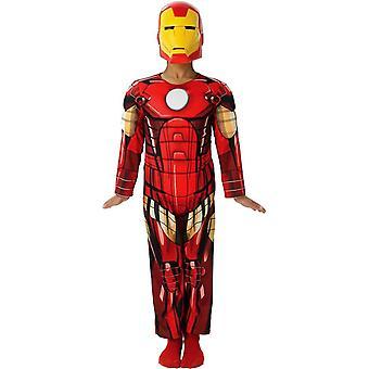 Marvel Iron Man kind kostuum