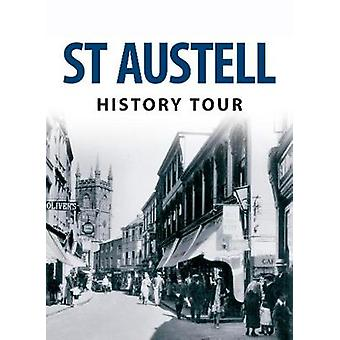 St Austell History Tour von Valerie Jacob - 9781445641782 Buch
