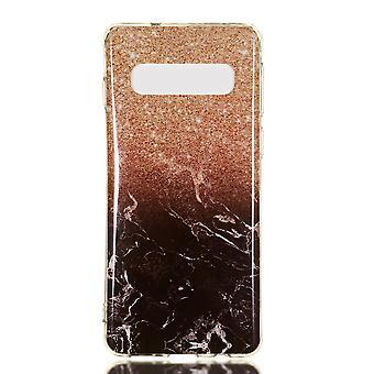 MTK Samsung Galaxy S10 TPU marmor-stil B