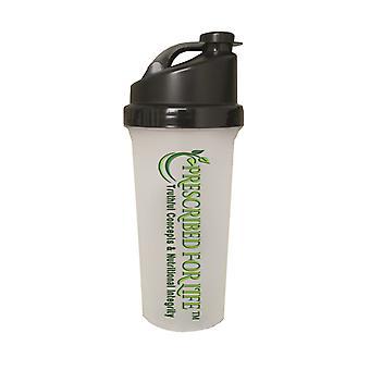 Shaker Cup - 24oz BPA-free PFL Protein Powder Shaker Cup - Guaranteed Leak Proof, 1 unit