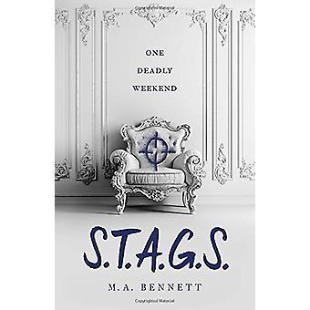 S.T.A.G.S. by M A Bennett - 9780525578468 Book
