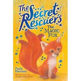 The Magic Fox by Paula Harrison - 9781481476201 Book