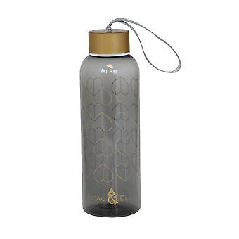 Beau and Elliot Drinks Bottle with Strap, Dove