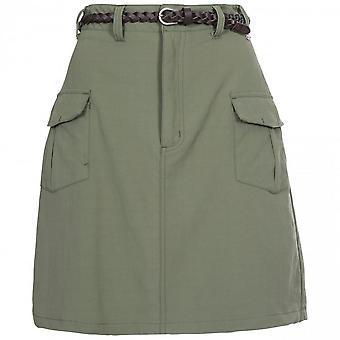 Trespass Womens Quora Belted Skirt