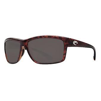 Costa Del Mar Mag Bay Polarized Tortoise Sunglasses - AA-10-OGP
