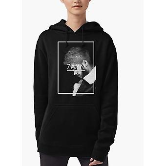 Zayn malik hoodie svart