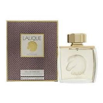 Lalique Pour Homme Equus Eau De Parfum Spray 75ml EDP
