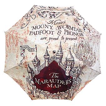 Harry Potter Marauders Karte Regenschirm