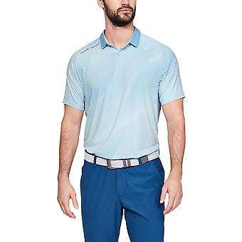Under Armour Mens 2019 Iso-Chill Drop Zone Polo Shirt