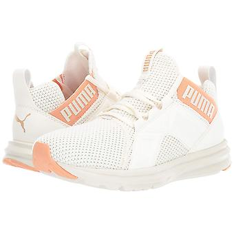 Puma Womens Enzo Weave Low Top Lace Up Running Sneaker