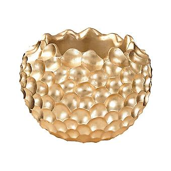 Coral texture vessel