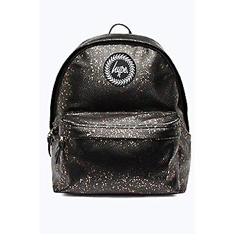 Hype Flakes - Unisex Adult Backpack - Multicolor (Black/Copper) - 30x41x15 cm (W x H x L)