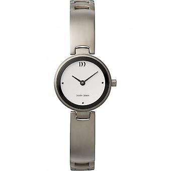 Danish Design - Wristwatch - Ladies - IV62Q727 TITANIUM