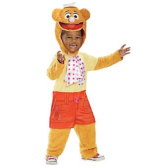 Fozzie Toddlers costume - Sesame Street