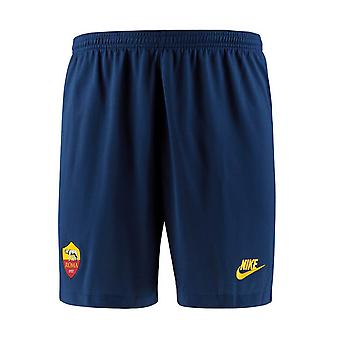 2019-2020 AS Roma Third Nike Football Shorts (Kids)
