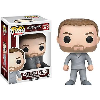 Snikmorder ' s Creed Callum Lynch pop! Vinyl