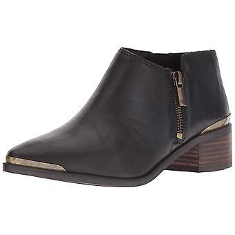 Lucky Brand kvinner Koben Leather spiss tå ankel mote støvler