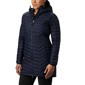コロンビアパウダーライトミッドWK0034472ユニバーサルオールイヤー女性ジャケット