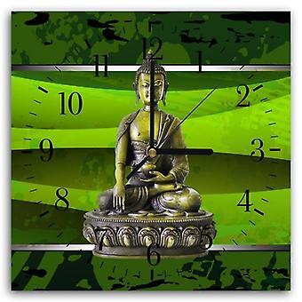 Orologio decorativo con immagine, colore Buddha