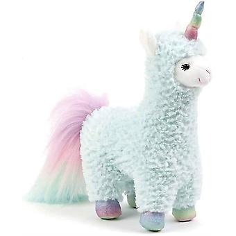 GUND Unicorn Rainbow Llama Stuffed Soft Toy Collectable - Various Styles