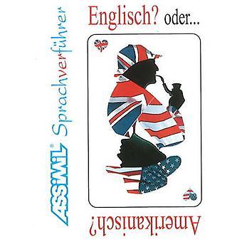 Englisch? Oder ... Amerikanisch? by Francois Carlier - 9783896255020
