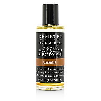 Caramel Massage & Body Oil - 60ml/2oz