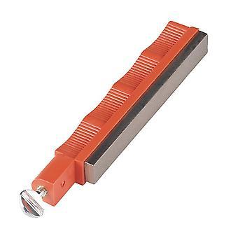 Lansky Medium Grit Diamond Sharpening Hone, 280 Grit, Orange Holder #LDHMD