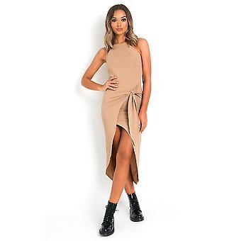 IKRUSH Womens Kori Bodycon Midi jurk