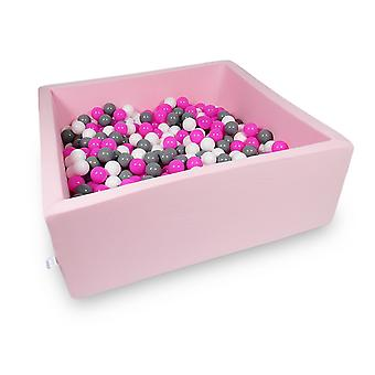 XXL Ball Pit Pool - Powder Pink #66 + bag