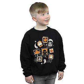 Star Wars Boys Day Of The Dead Memorial Wall Sweatshirt