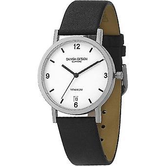 デンマークのデザイン - 腕時計 - 男性 - IQ14Q322チタンサファイア