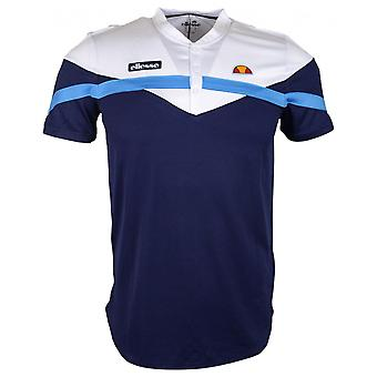 Ellesse Buricot Slim Fit Polo Marina poliester