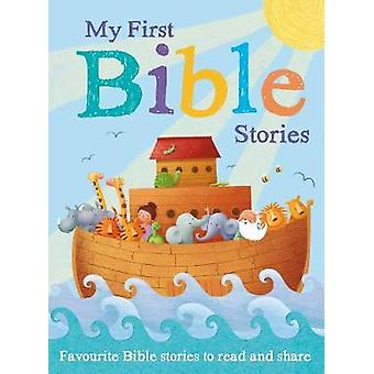 My First Bible Stories by Illustrated by Anna Jones