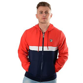 Fila Vintage Ambrose Lm911295 Lightweight Hood Jacket