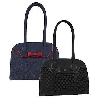 Ruby Shoo Women's Siena Large Top Handle Bag