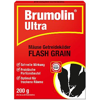 SBM Brumolin® Ultra Mus Grain Lure Flash Grain, 200 g