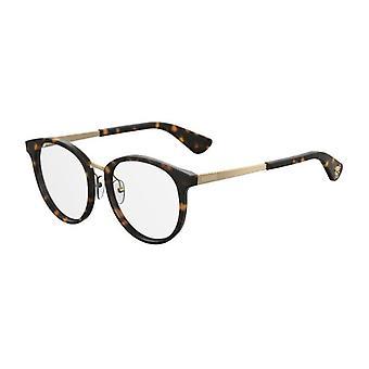 Moschino MOS507 086 Dark Havana Glasses
