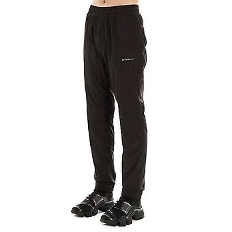 Givenchy Bm50h11y59001 Hommes-apos;s Black Nylon Joggers