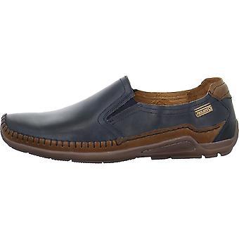 Pikolinos Azores 06H3128bluecuero universal all year men shoes