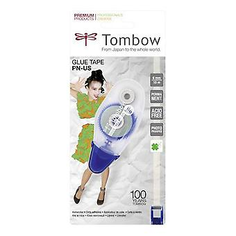 Tombow Glue tape permanent 6 mmx10 mtr-blister 19-PN-US