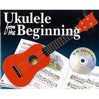 Ukulele From The Beginning - Book & CD