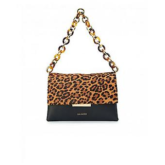 Ted Baker Accessories Leopard Print Crossbody Bag